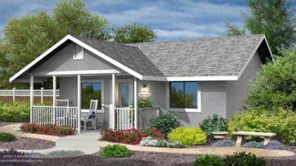 The Maywood - Granny Flat by Pacific Modern Homes